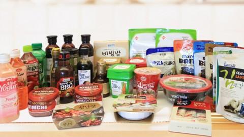 Korean Food Products