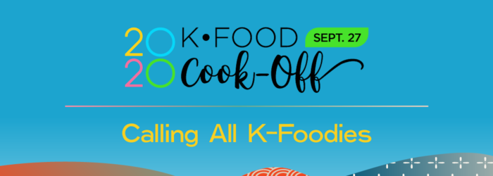 K-Food Cook Off