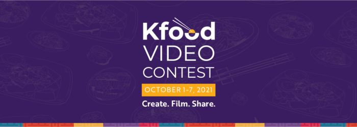 k-food video contest banner2